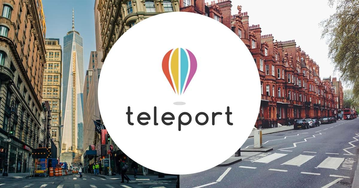 Teleport cities where should i live compare cities for Best mountain towns to live and work